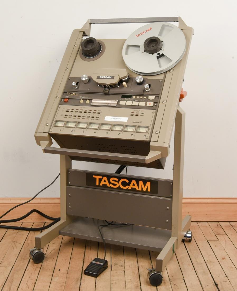 TASCAM 48 ANALOG 8-TRACK REEL RECORDER SYSTEM