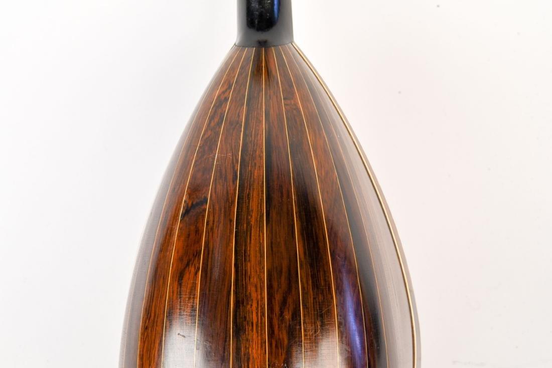 1898 WASHBURN ROUNDBACK MANDOLIN - 8
