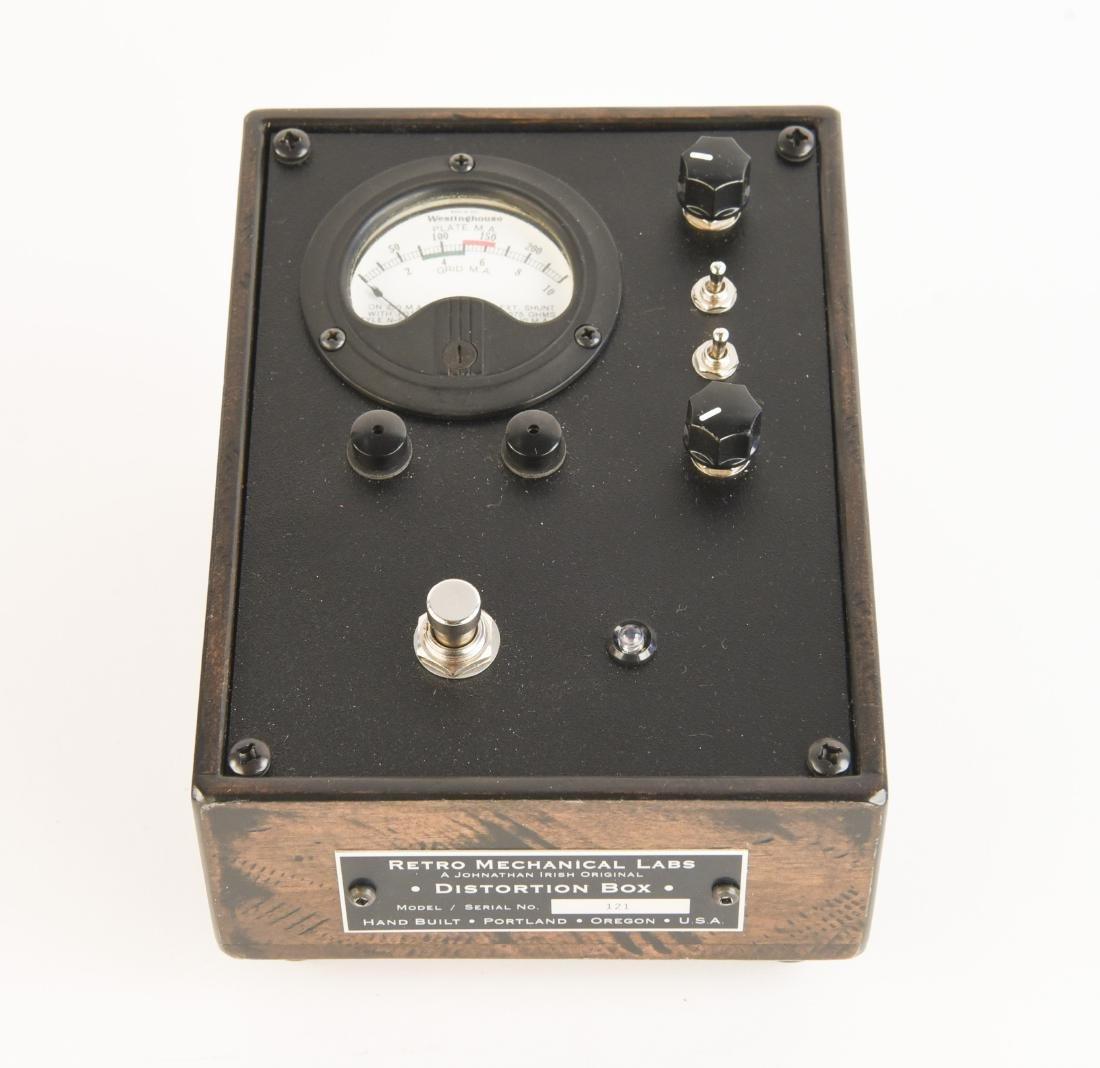 RML DISTORTION BOX GUITAR PEDAL - 2