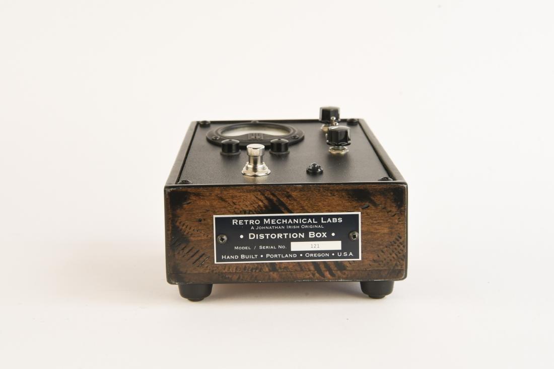 RML DISTORTION BOX GUITAR PEDAL - 5