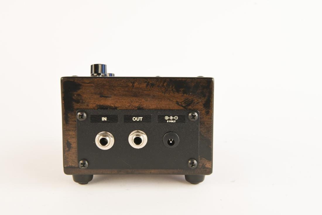 RML DISTORTION BOX GUITAR PEDAL - 7