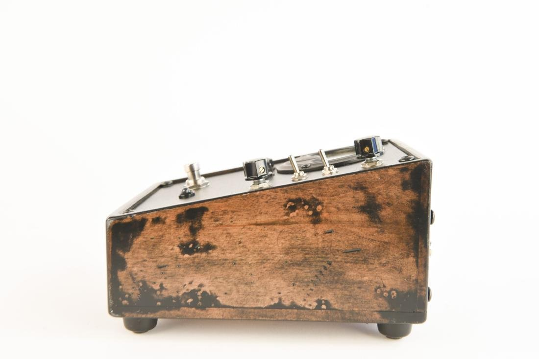 RML DISTORTION BOX GUITAR PEDAL - 8