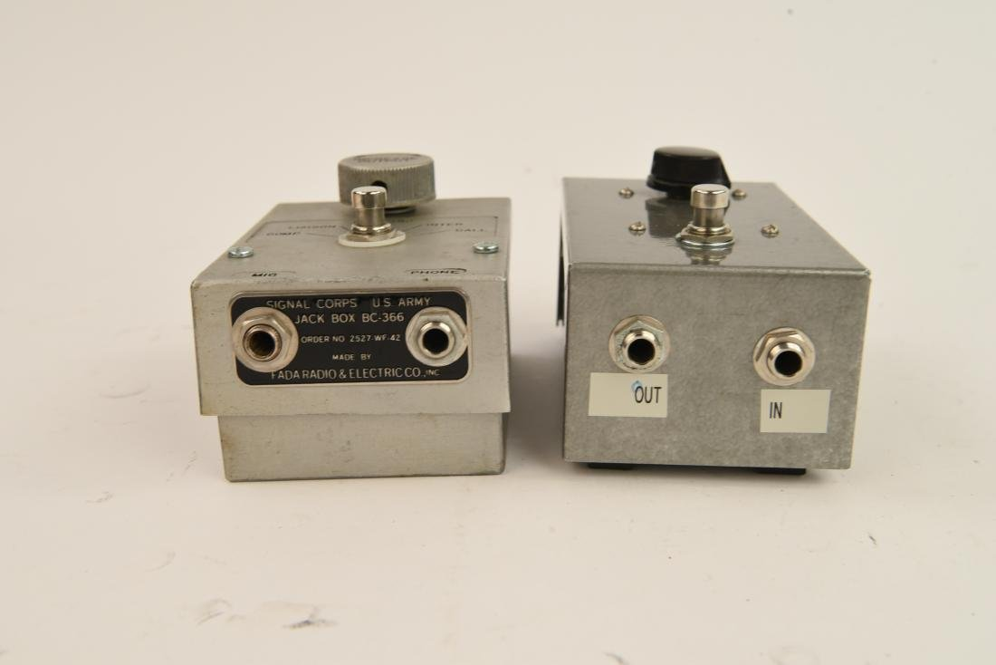 (2) HOMEMADE OVERDRIVE PEDALS - 2