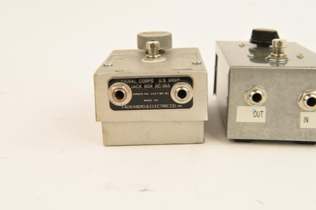 (2) HOMEMADE OVERDRIVE PEDALS - 3