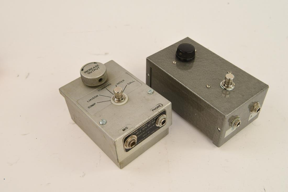 (2) HOMEMADE OVERDRIVE PEDALS - 4