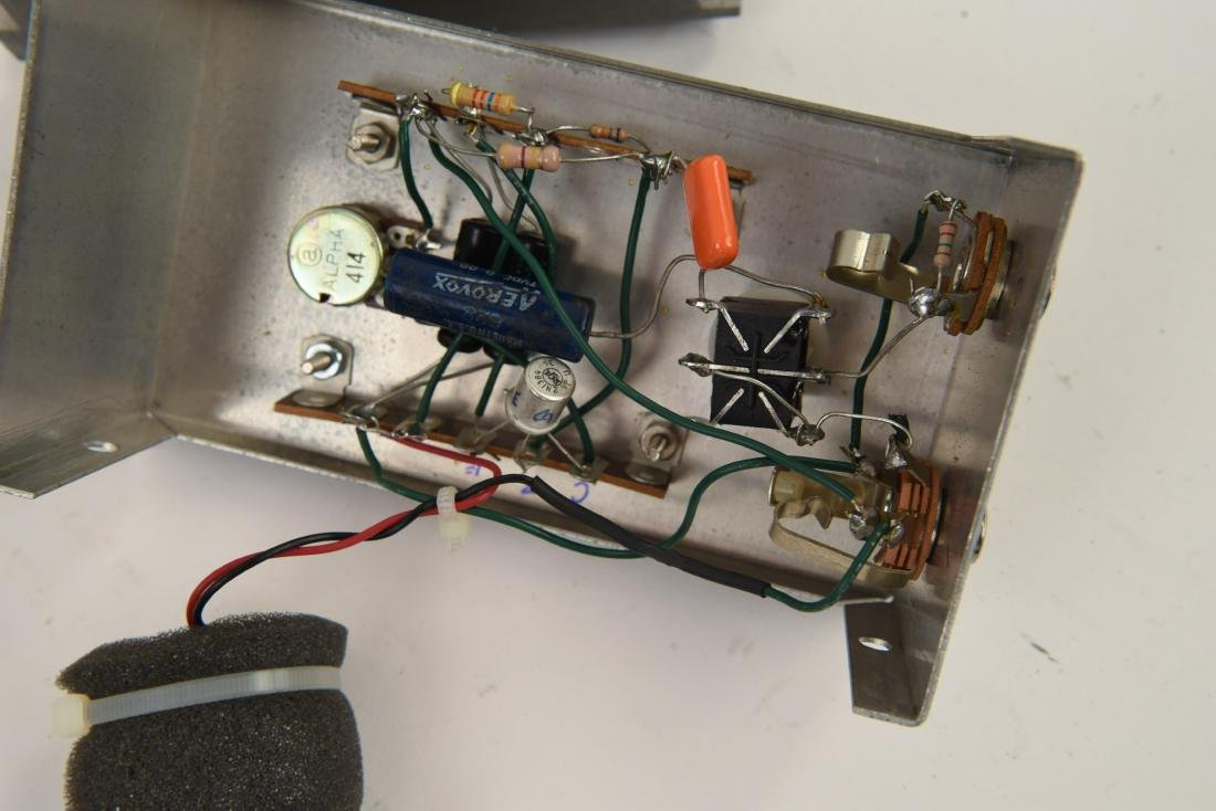 (2) HOMEMADE OVERDRIVE PEDALS - 6