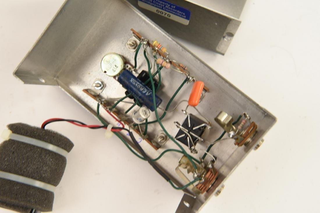 (2) HOMEMADE OVERDRIVE PEDALS - 7
