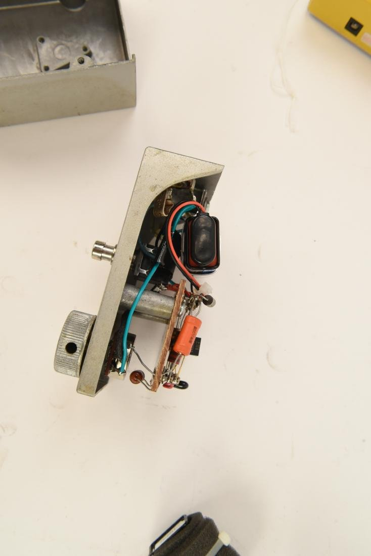 (2) HOMEMADE OVERDRIVE PEDALS - 9
