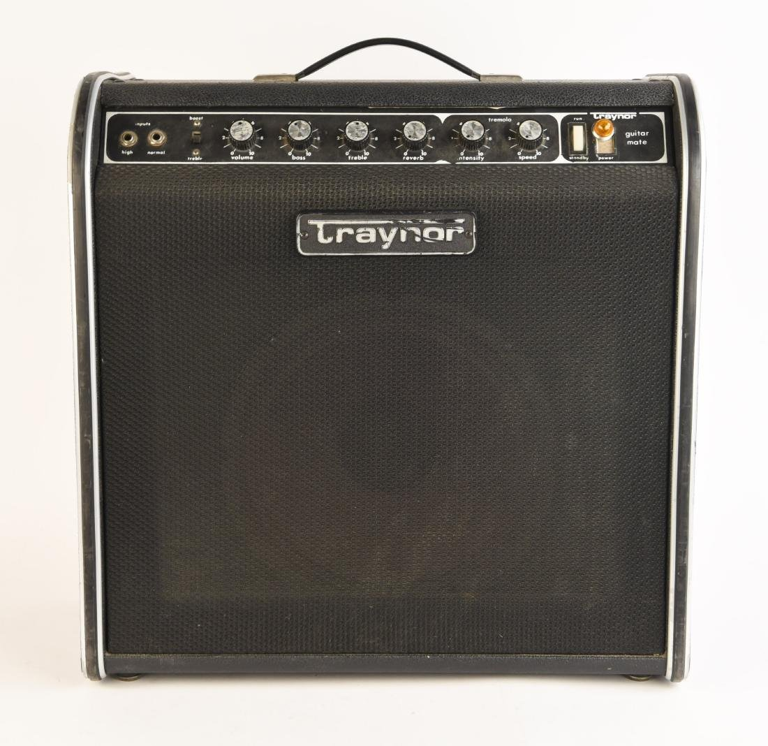 TRAYNOR VINTAGE GUITAR MATE TUBE AMPLIFIER YGM-3