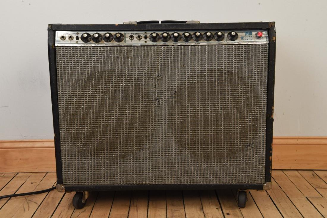 FENDER TWIN REVERB VINTAGE GUITAR AMP - 2