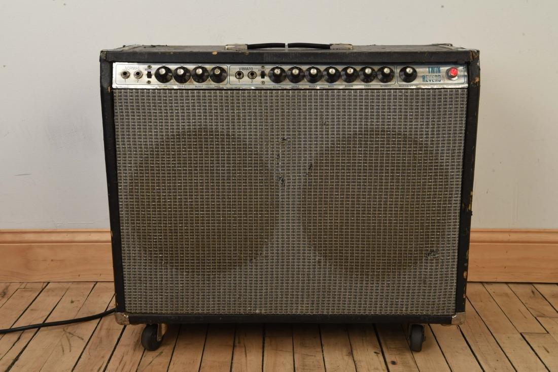 FENDER TWIN REVERB VINTAGE GUITAR AMP - 3