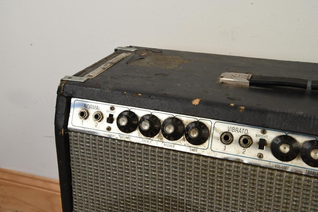FENDER TWIN REVERB VINTAGE GUITAR AMP - 7