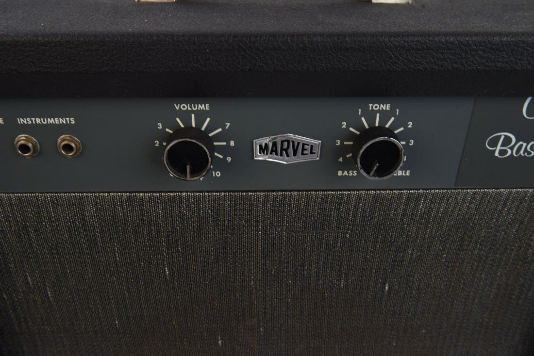 "MARVEL VINTAGE TUBE "" COMBO BASS AMP"" - 3"