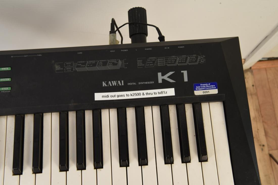 KAWAI K1 VINTAGE SYNTHESIZER - 3