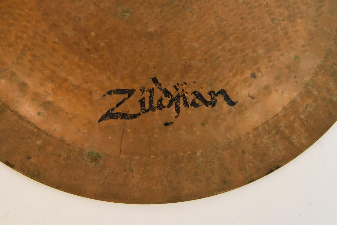 ZILDJIAN 20 INCH CHINA BOY CYMBAL - 3