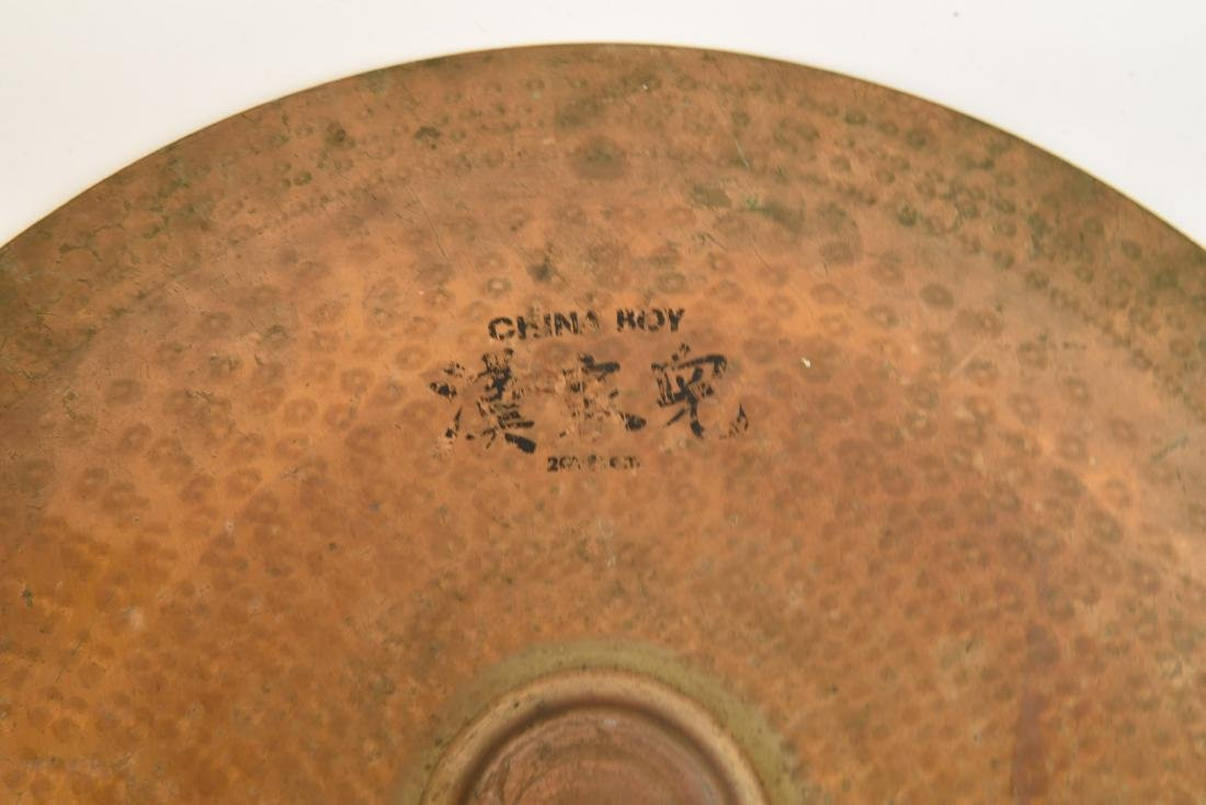ZILDJIAN 20 INCH CHINA BOY CYMBAL - 4
