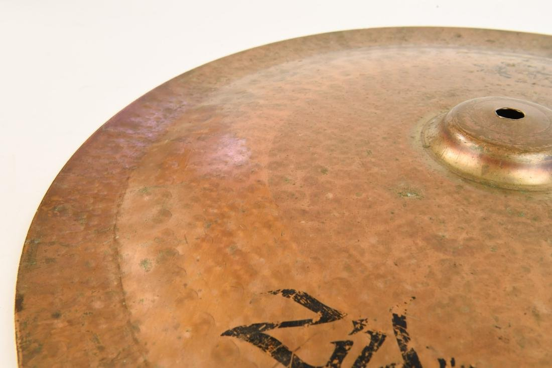 ZILDJIAN 20 INCH CHINA BOY CYMBAL - 7