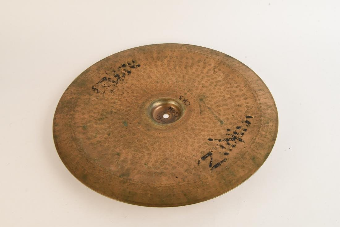 ZILDJIAN 20 INCH CHINA BOY CYMBAL - 8