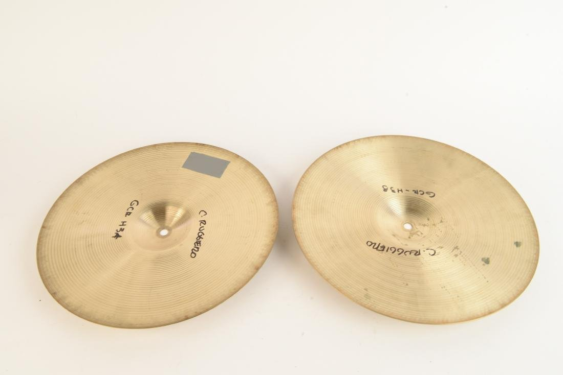 ZILDJIAN 14 INCH NEW BEAT HI HATS PAIR - 6