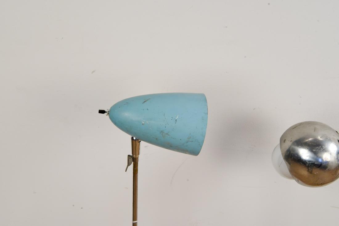 (2) TELESCOPING LAMPS - 2