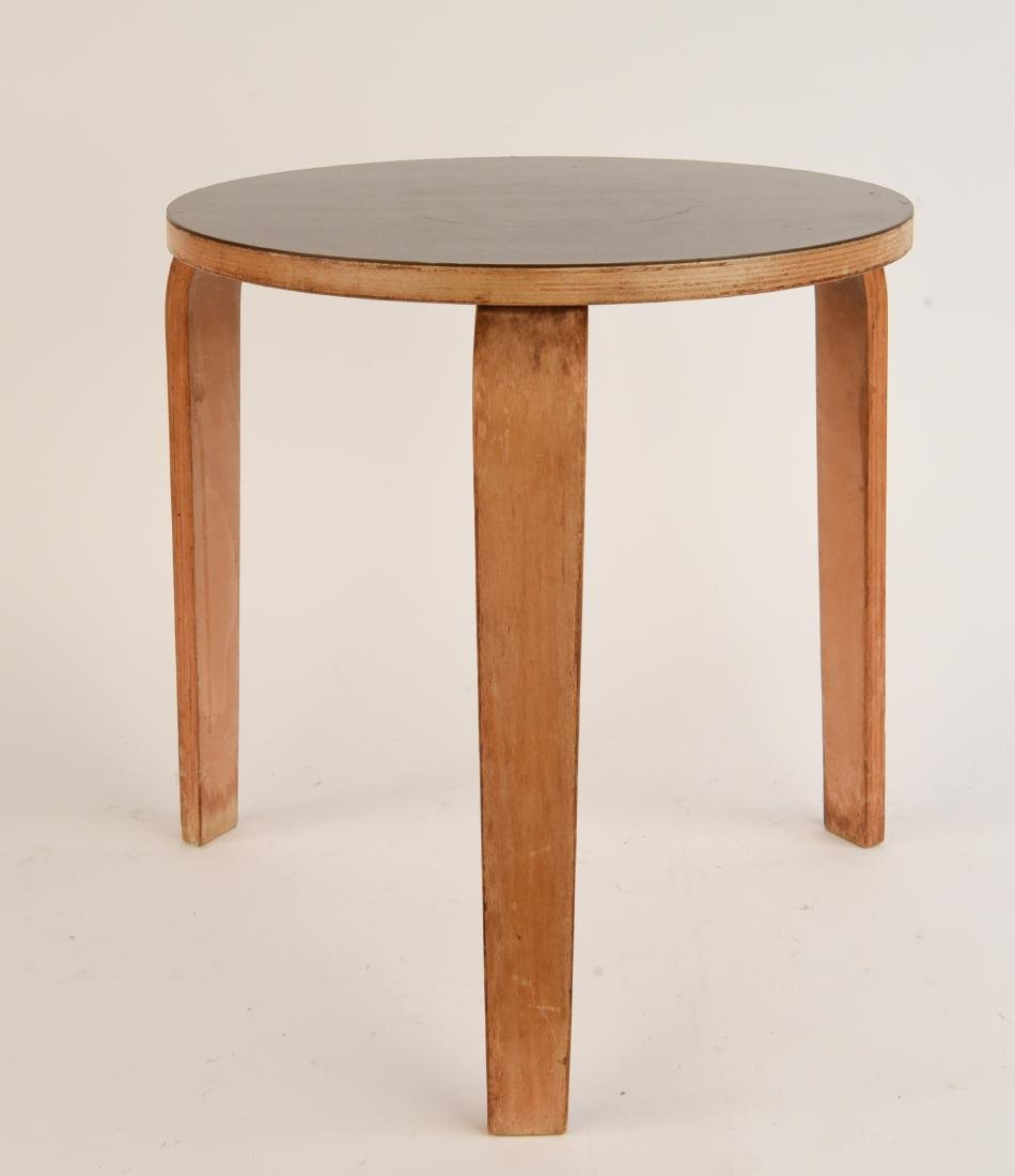 MANNER OF ALVAR AALTO SIDE TABLE