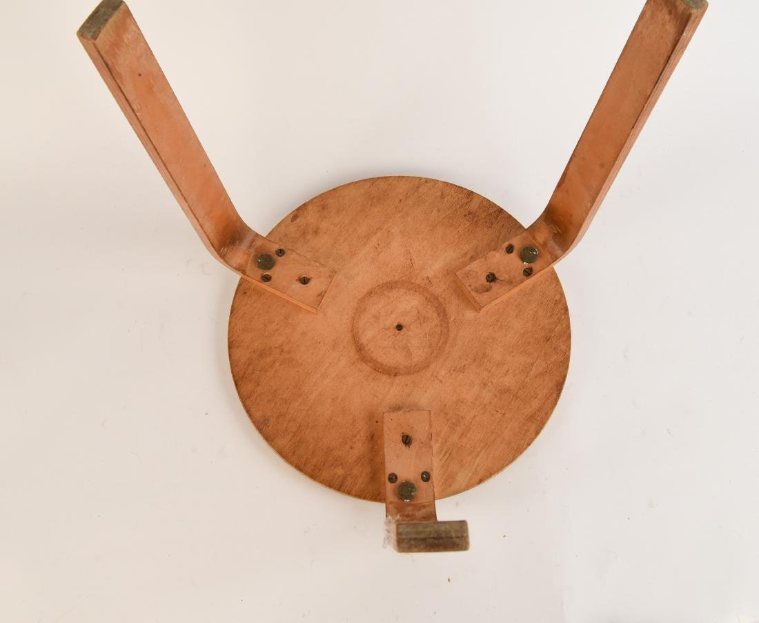 MANNER OF ALVAR AALTO SIDE TABLE - 4