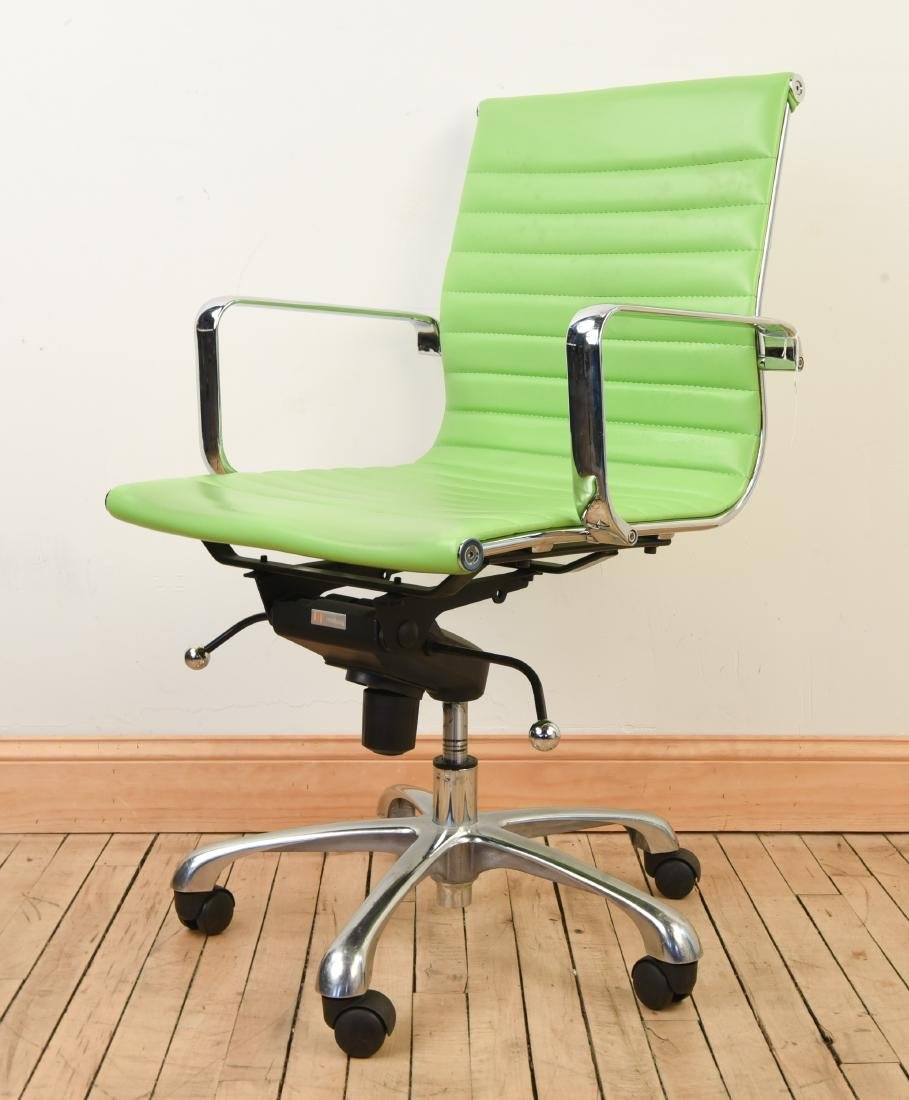 ROLLING GREEN OFFICE CHAIR