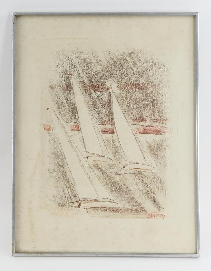 ALFRED BIRDSEY (BERMUDIAN 1912-1992)