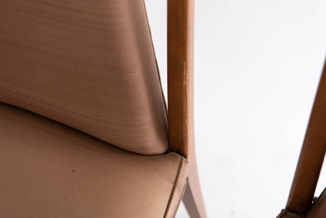 (4) GIO PONTI STYLE SIDE CHAIRS - 6