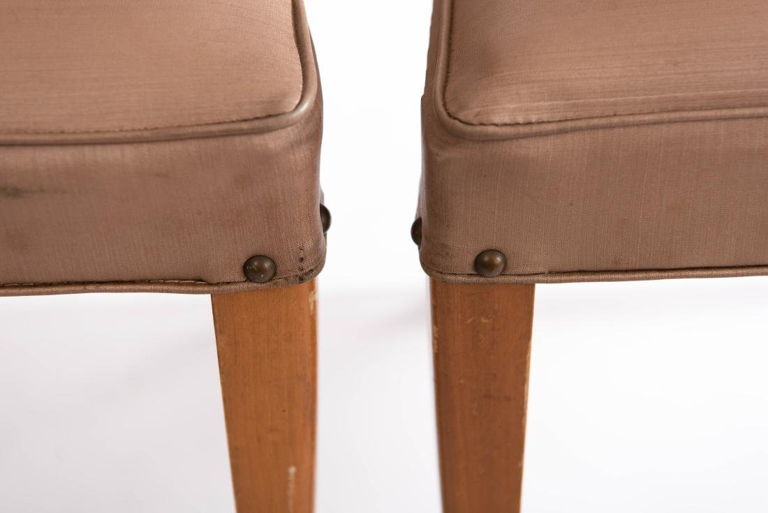 (4) GIO PONTI STYLE SIDE CHAIRS - 7