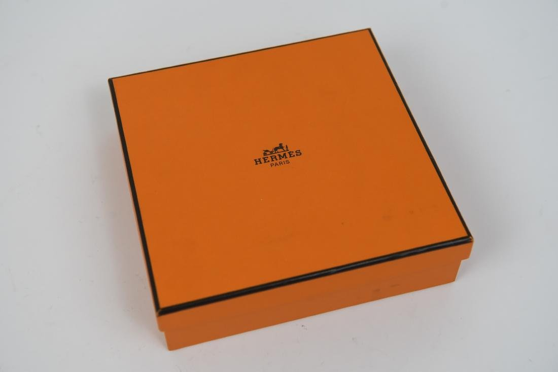 HERMES DOG COLLAR IN BOX - 5