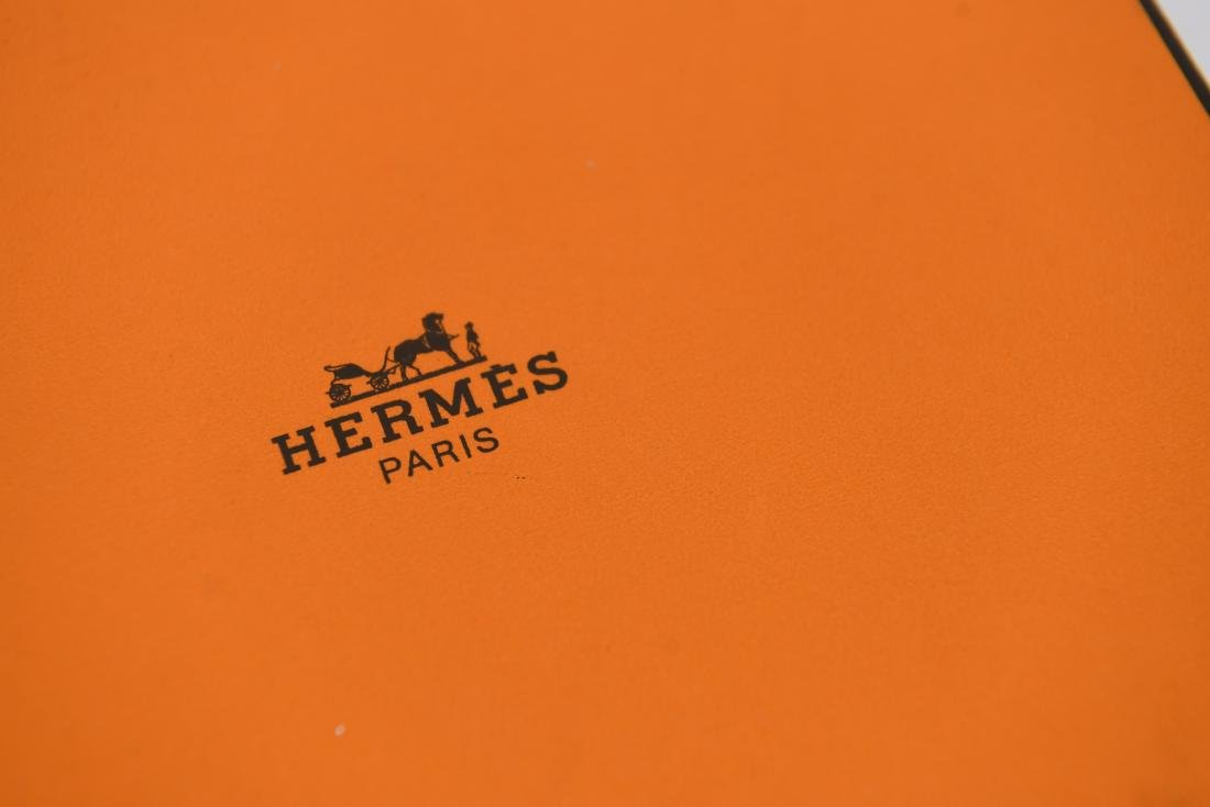 HERMES DOG COLLAR IN BOX - 6