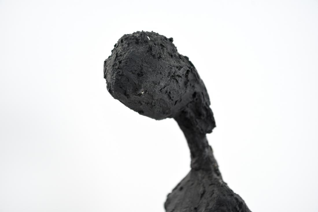 HARRY STUMP ABSTRACT FIGURE FIBERGLASS SCULPTURE - 7