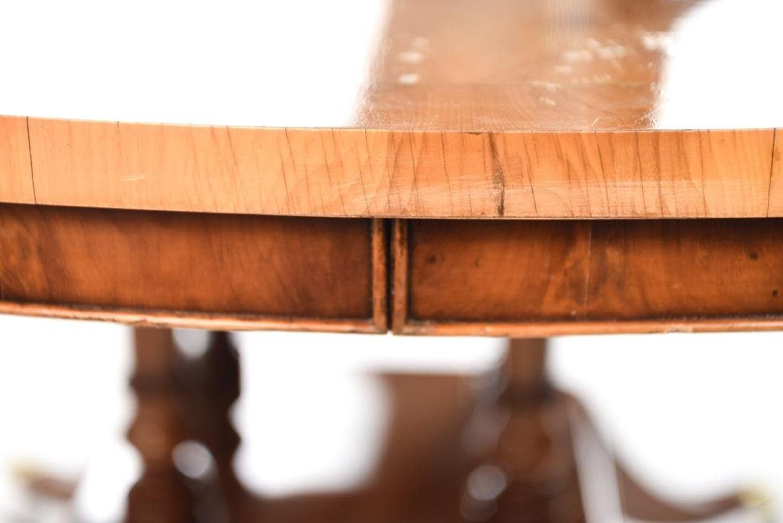 MILL HOUSE ENGLISH STYLE DINING TABLE - 7