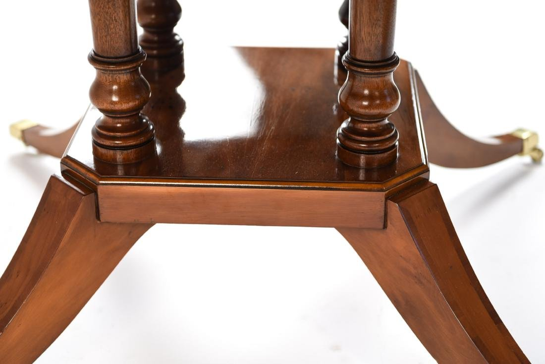 MILL HOUSE ENGLISH STYLE DINING TABLE - 8
