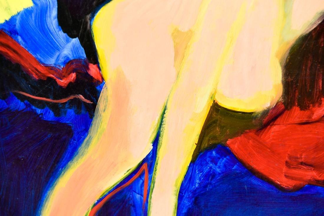 GENE SZAFRAN (AMERICAN 1941-2011) ABSTACT NUDE - 4