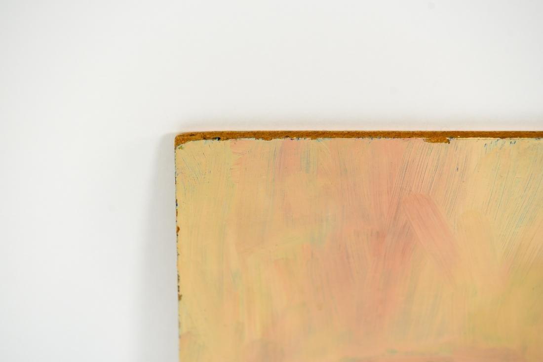 GENE SZAFRAN (AMERICAN 1941-2011) ABSTACT NUDE - 9