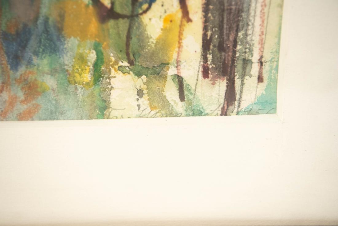 TARO YAMAMOTO (AMERICAN 1919-1994) - 2