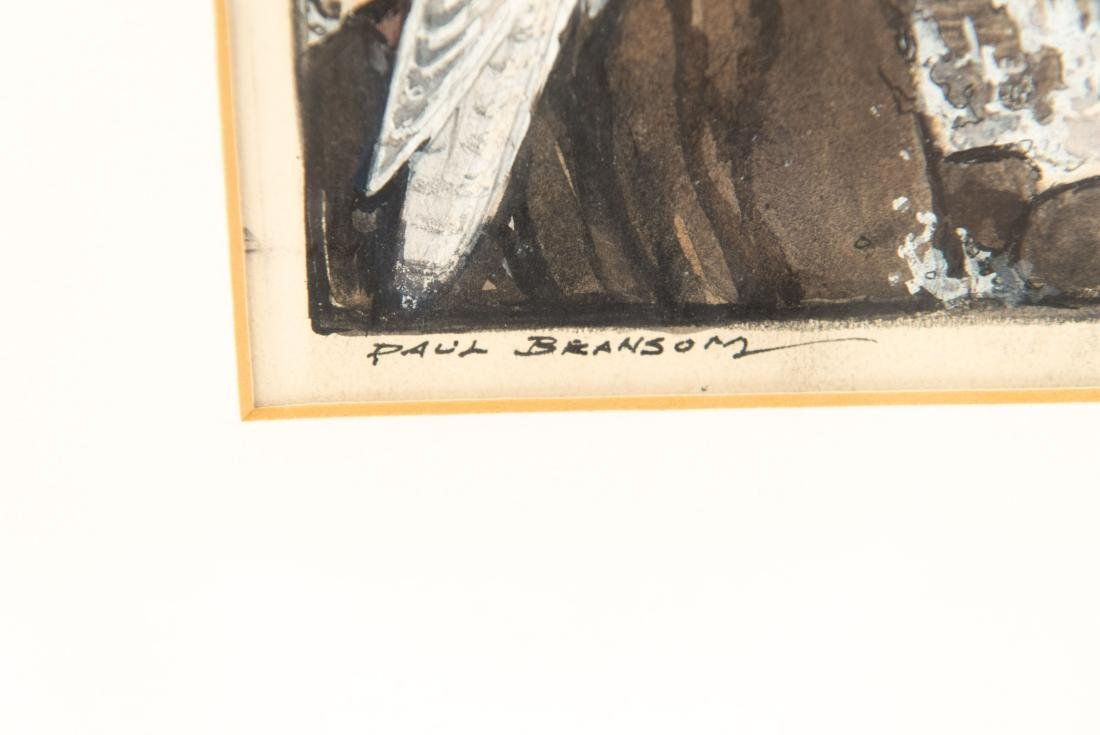 PAUL BRANSOM (AMERICAN 1885-1979) - 7