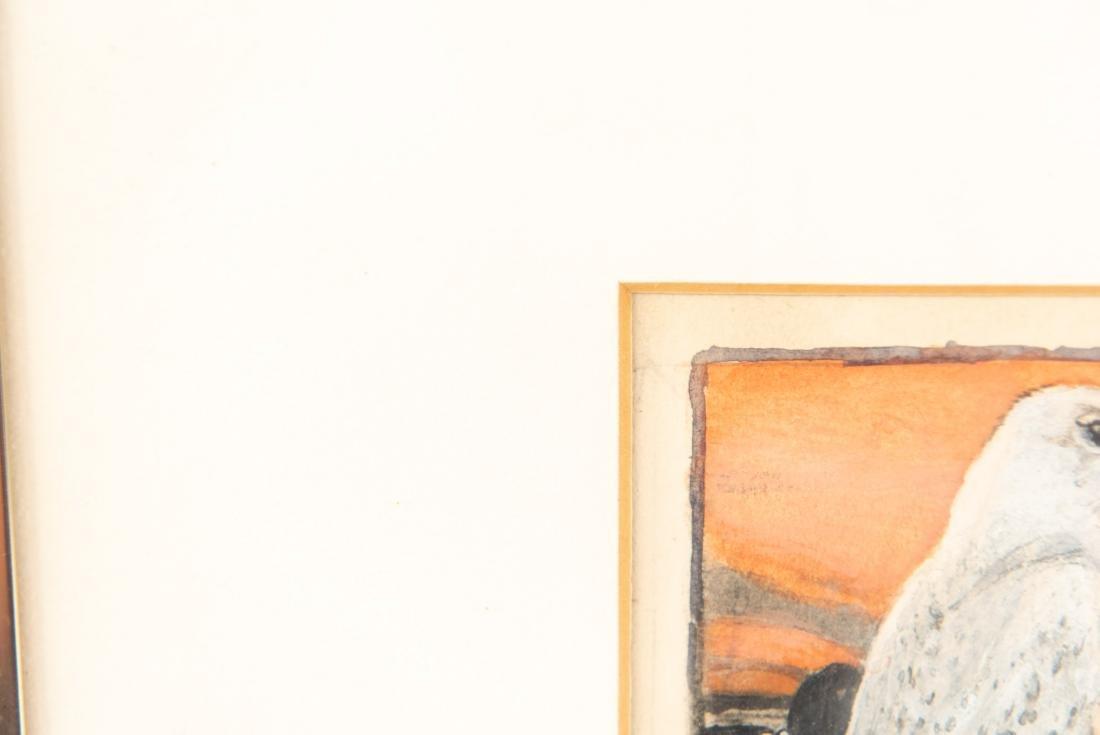 PAUL BRANSOM (AMERICAN 1885-1979) - 9