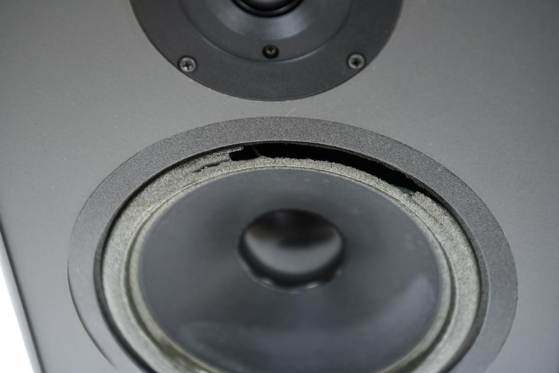 PAIR OF TANNOY MODEL PBM8 LOUDSPEAKERS - 5