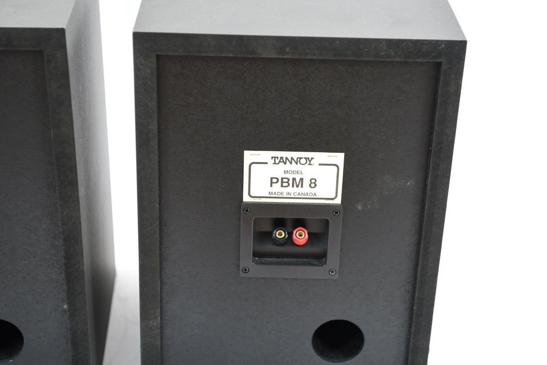 PAIR OF TANNOY MODEL PBM8 LOUDSPEAKERS - 9