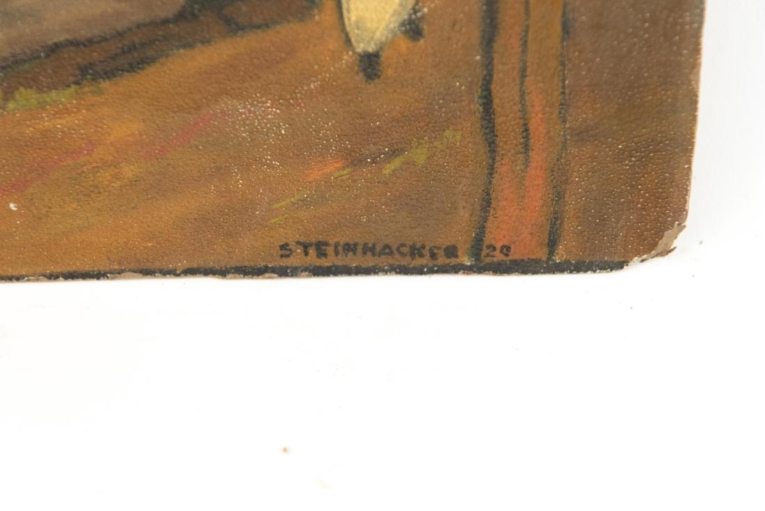 1920S STEINHACKER O/B PAINTING - 2