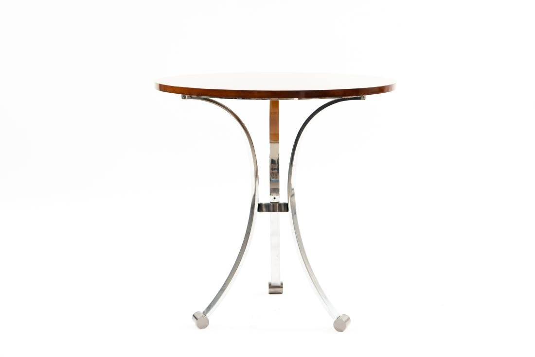 MANNER OF MAISON JANSEN FRENCH LACQUER TABLE - 2