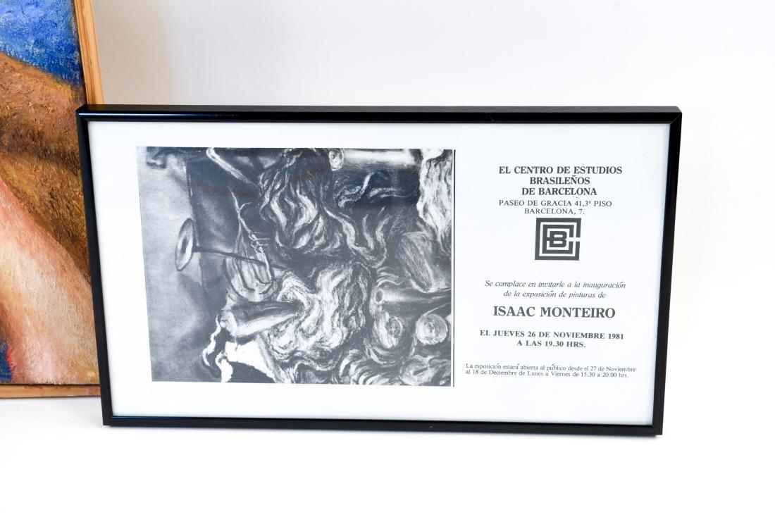 ISAAC MONTEIRO (1938-2008) - 6