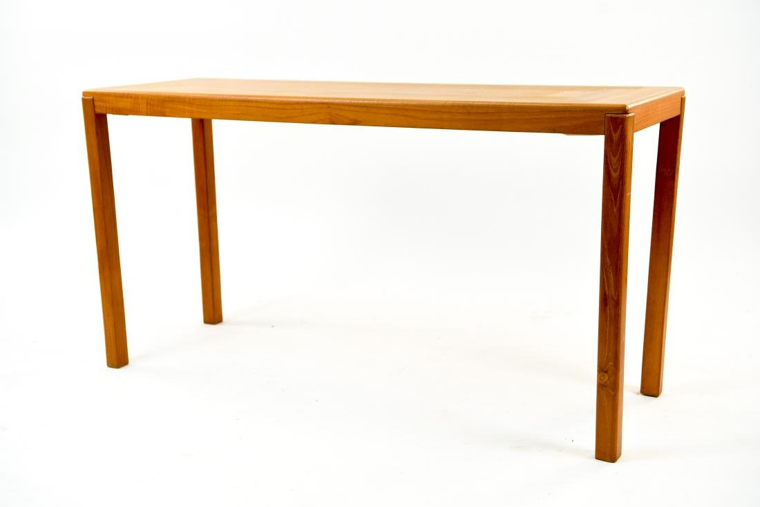 DANISH TEAK CONSOLE TABLE - 2