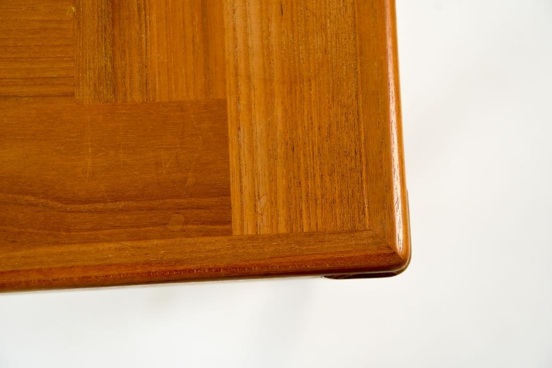 DANISH TEAK CONSOLE TABLE - 3