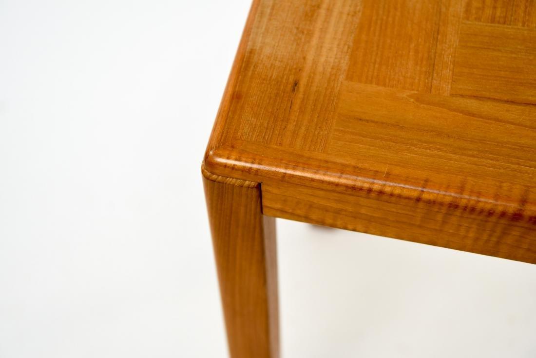 DANISH TEAK CONSOLE TABLE - 5