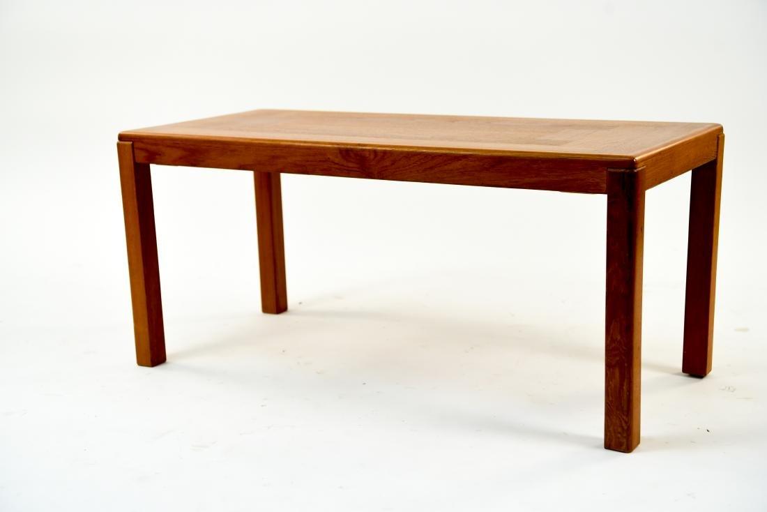 DANISH TEAK COFFEE TABLE - 2