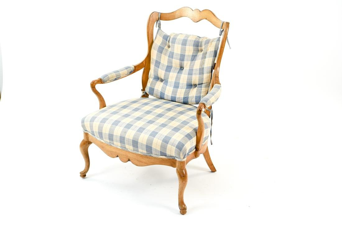 FRENCH COUNTRY STYLE ARMCHAIR - 2
